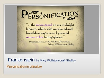The Power of Personification