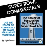 The Power of Persuasion by Analyzing Super Bowl Ads