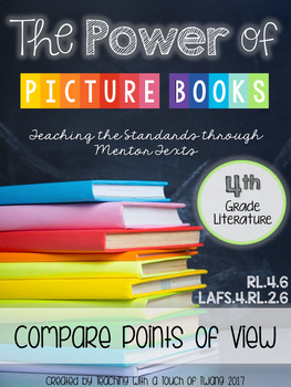 The Power of Picture Books: Compare Points of View (LAFS.4.RL.2.6/RL.4.6)