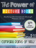 The Power of Picture Books: Compare Points of View (LAFS.4