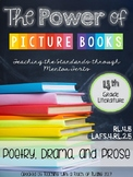 The Power of Picture Books: Poetry, Drama, and Prose (LAFS