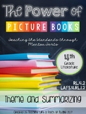The Power of Picture Books: Theme & Summarizing (LAFS.4.RL