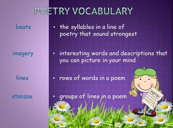 The Power of Poetry Unit