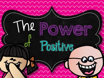 The Power of Positive Freebie