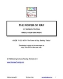 The Power of Rap