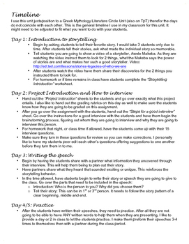 Tell Me A Story (public speaking practice)