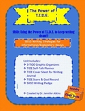 The Power of TIDE:  SRSD Writing Unit for Informational/Explanatory Essays