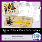 The Power of Ten {Picture Book & Activities}
