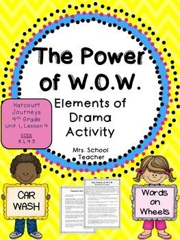 The Power of W.O.W.