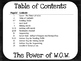 The Power of W.O.W!  5th Grade Harcourt Storytown Lesson 22