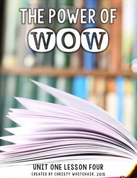The Power of W.O.W {Textbook Companion}