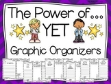 The Power of YET (Growth Mindset Way of Thinking) Graphic