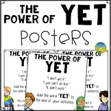 The Power of YET Posters