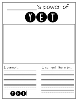 The Power of Yet Printable