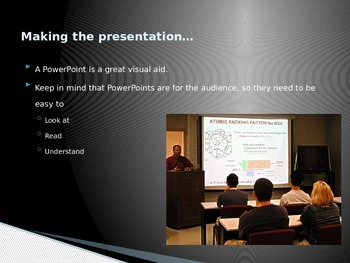 The PowerPoint PowerPoint