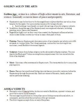 Powerful Empires of Ancient India: Maurya & Gupta Empires