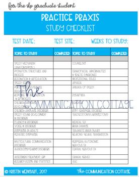The Practice Praxis-Study Plan