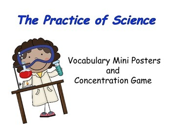 The Practice of Science!