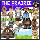 The Prairie Clip Art Bundle {Educlips Clipart}