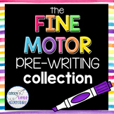 The Pre-Writing Fine Motor Tracing Collection