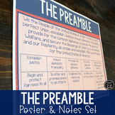 The Preamble Explained: Poster & Matching Notes Set