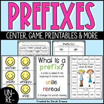 The Prefix Twins: Undo & Redo {prefixes un- & re-}