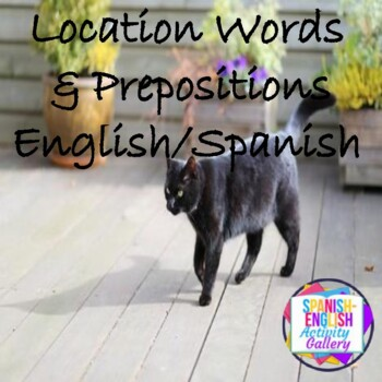 Location Words & Prepositions in Spanish