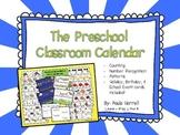 The Preschool Calendar