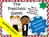 The Preschool Games - Improve Attention, Impulse Control, and Working Memory