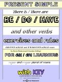 Present Simple / There is -There are / Nouns