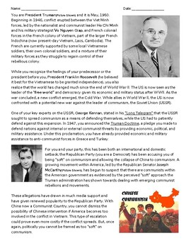 The Presidency and Issues of Harry Truman, Communism