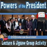 The Presidency in Action: Enumerated Executive Powers (Civics)