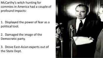 The Presidency of Dwight Eisenhower