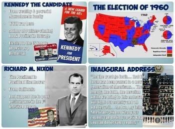John F. Kennedy's Presidency PowerPoint Presentation