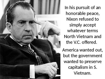 The Presidency of Richard Nixon