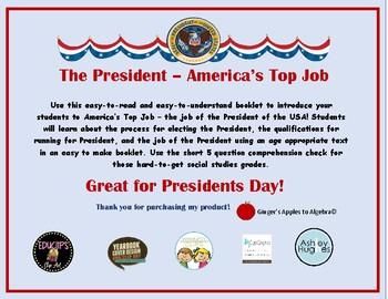 The President - America's Top Job
