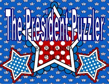 The President Puzzler
