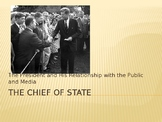 "The President as ""Chief of State:"" Lecture and PowerPoint"