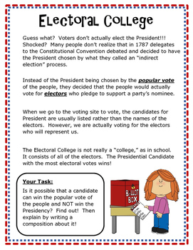 The Presidential Election