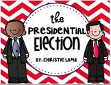 The Presidential Election {Math & Literacy Fun!}