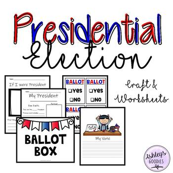 The Presidential Election Packet