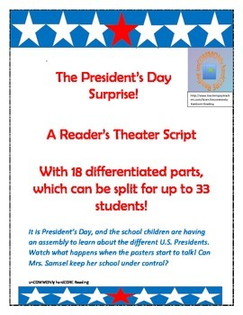 The President's Day Surprise! A Reader's Theater Script