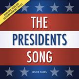 The Presidents Song: Karaoke Version • Accompaniment Track