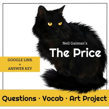 The Price by Neil Gaiman - Discussion Questions, Vocabulary, Art Project