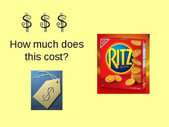 The Price is Right Product Prices