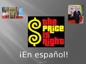 The Price is Right... en espanol!