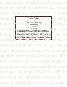 The Prince Warriors novel