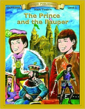 The Prince and the Pauper Literature Unit