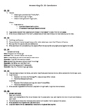 The Prince and the Pauper Reading Guide Answer Key Ch. 22-