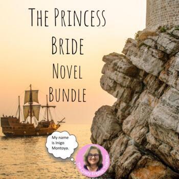 The Princess Bride Bundle of 6 Lessons